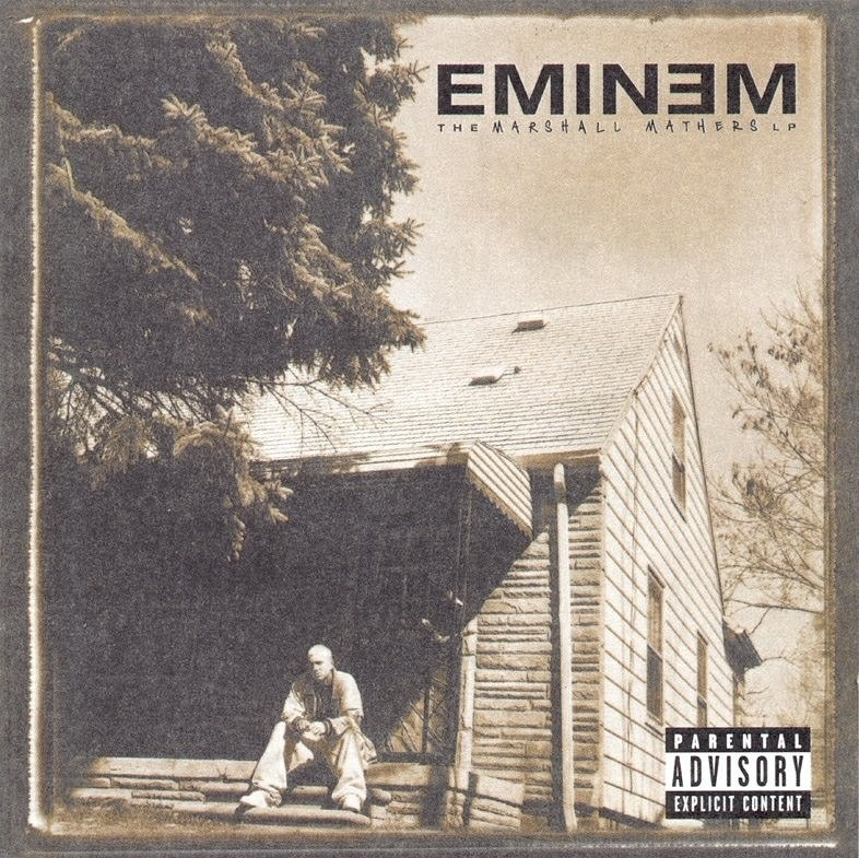 Real Slim Shady (The Marshall Mathers) Eminem
