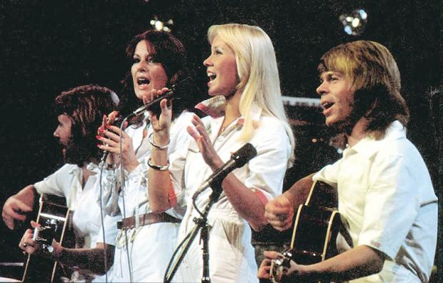 Thank You For the Music ABBA