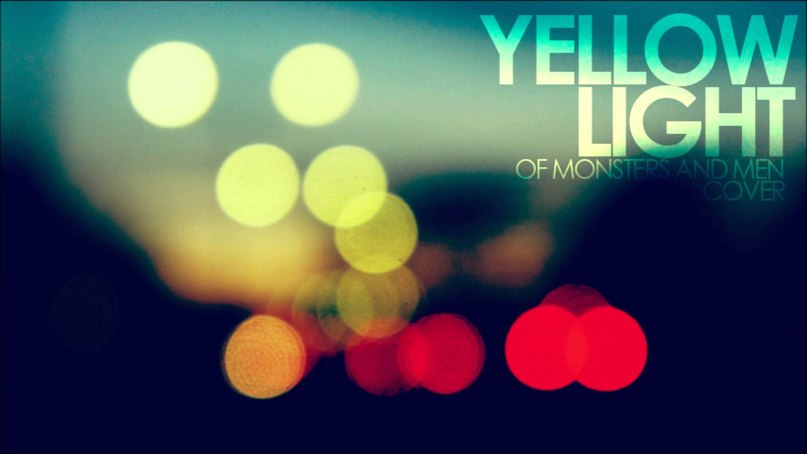 Yellow Light Of Monsters and Men
