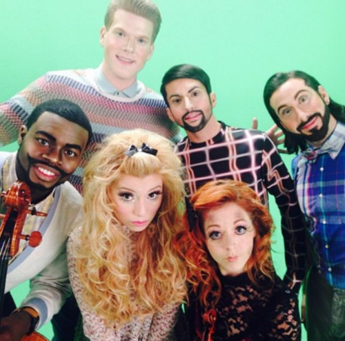 Papaoutai (Stromae Cover) Pentatonix  ft. Lindsey Stirling